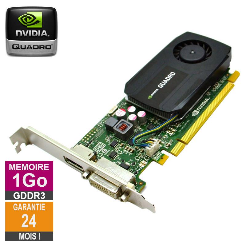 Graphics Card Nvidia Quadro K600 1Go...