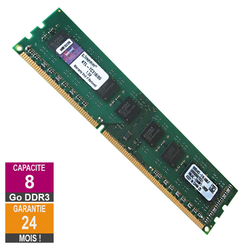 DDR3 DIMM Computer Memory