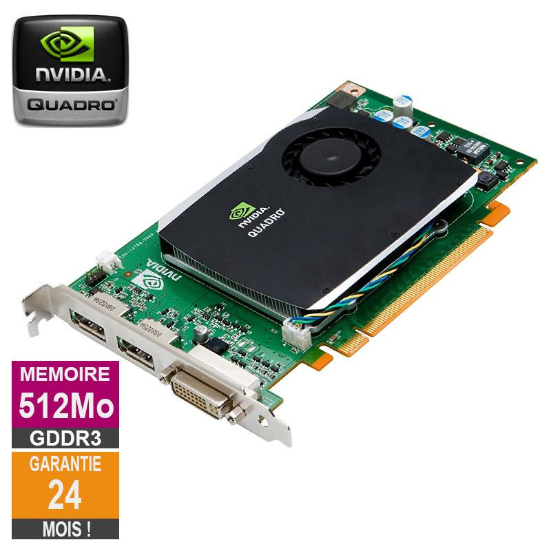 Graphics Card Nvidia Quadro FX 580...