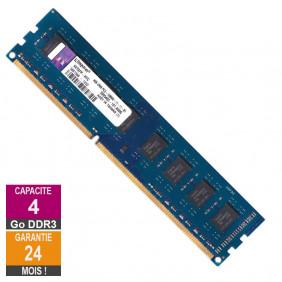 Barrette Mémoire 4Go RAM DDR3 Kingston KVT8FP-HYC DIMM PC3-12800U