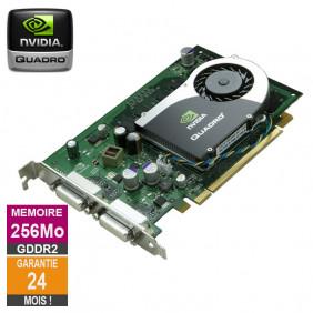 Carte graphique Nvidia Quadro FX 370 256Mo GDDR2 PCI-e DVI