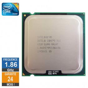 CPU Intel Core 2 Duo E6320...