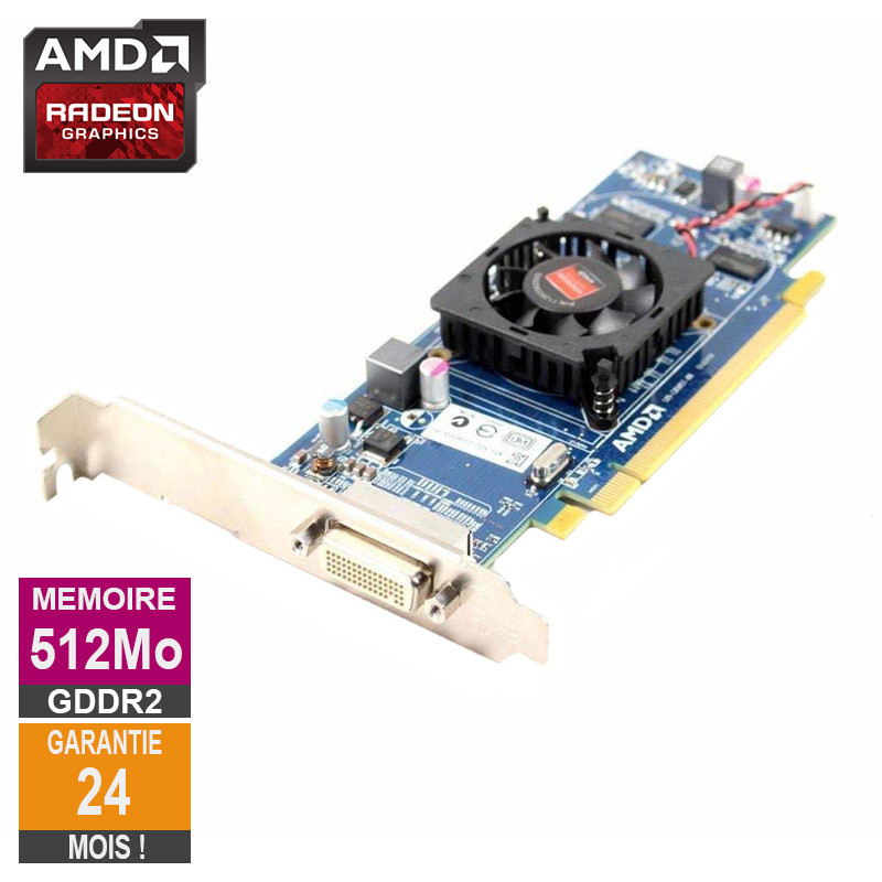 Carte graphique AMD Radeon HD 6350...