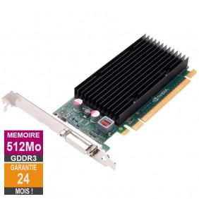 Carte graphique Nvidia Quadro NVS 300 512Mo GDDR3 PCI-e DMS-59