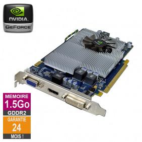 Carte graphique Nvidia GeForce GT 230 1.5Go GDDR2 PCI-e HDMI DVI VGA