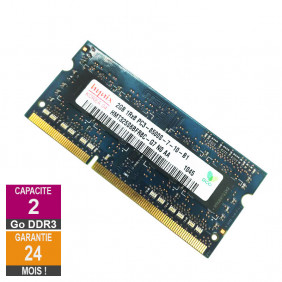 Hynix HMT325S6BFR8C-H9 2GB PC3-10600S 2GB 1Rx8 DDR3 SO-DIMM RAM