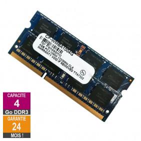 Barrette Mémoire 4Go RAM DDR3 Hypertec CF-WMBA1004G SO-DIMM PC3-10600S