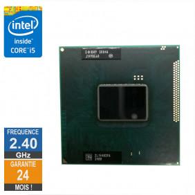 Processeur Intel Core i5-2430M 2.40GHz SR04W PPGA988 3Mo