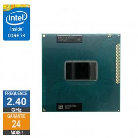 Processeur Intel Core i3-3110M 2.40GHz SR0N1 FCPGA988 3Mo