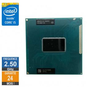 Processeur Intel Core i5-3210M 2.50GHz SR0MZ PPGA988 3Mo