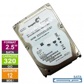 Hard Drive 320GB SATA 2.5...
