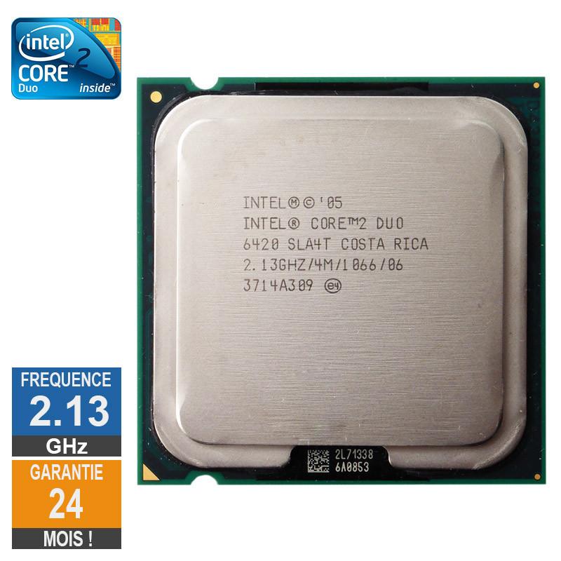 Processeur Intel Core 2 Duo E6420...