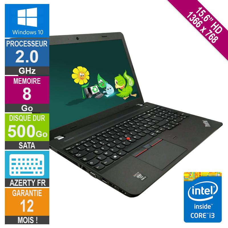 "Laptop 15.6"" Lenovo ThinkPad E550..."
