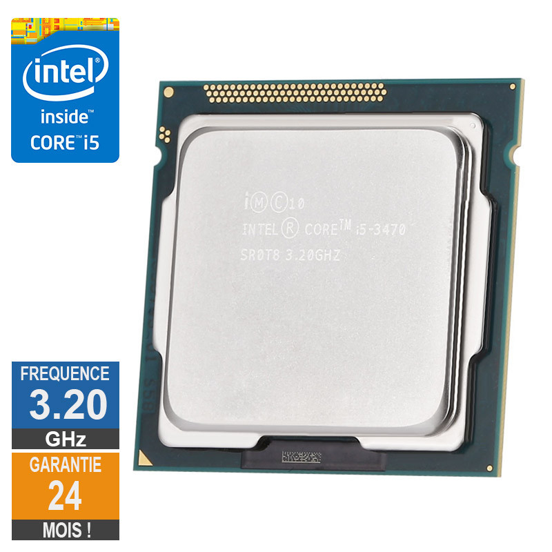 CPU Intel Core I5-3470 3.20GHz SR0T8...