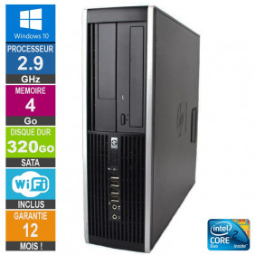 PC HP 8000 Elite SFF E7500...