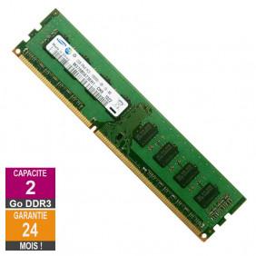 RAM Memory 2GB DDR3 Samsung M378B5673EH1-CH9 PC3-10600U 1333MHz 2Rx8