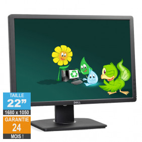 "Ecran PC 22"" Dell P2213T..."