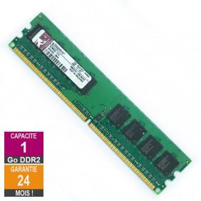 Barrette Mémoire 1Go RAM DDR2 Kingston KCM633-ELC DIMM PC2-6400U 1Rx8