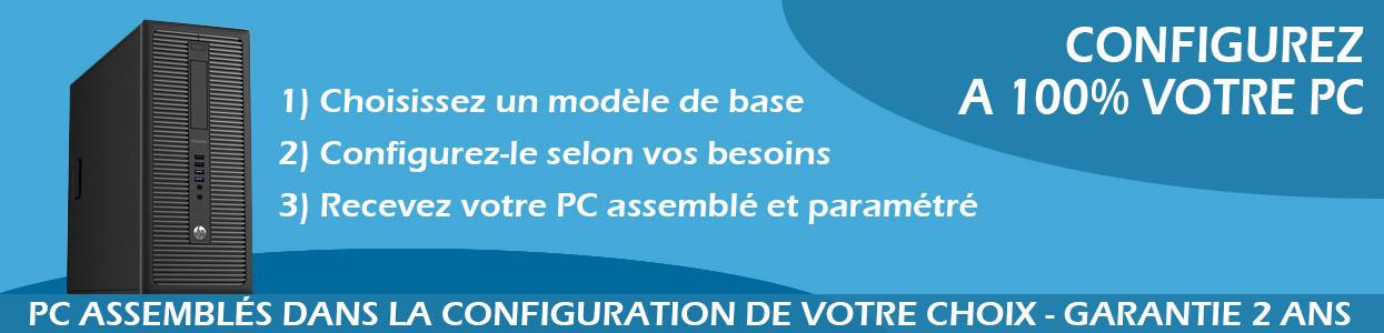 PC Occasion Reconditionné Sur Mesure